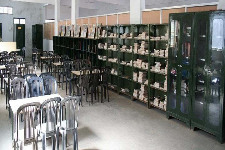 Appasaheb Birnale Public School-Library