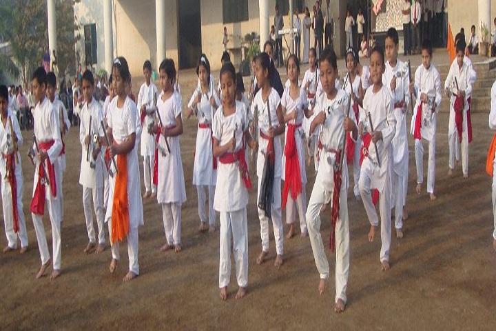 Appasaheb Birnale Public School-Dance
