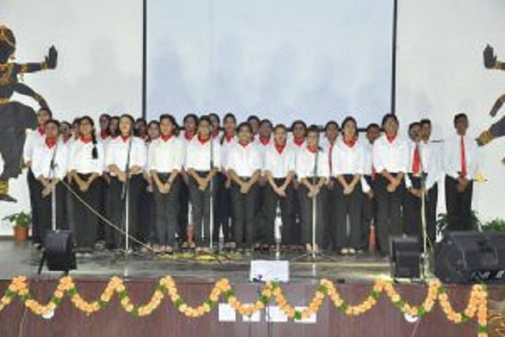 Army Public School-Group Singing