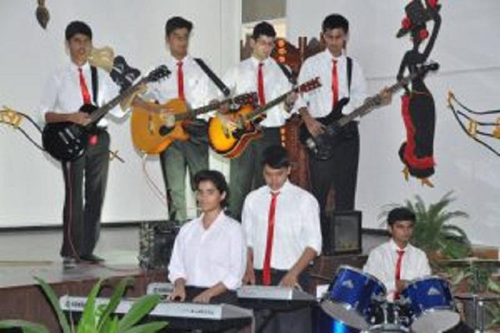 Army Public School-Music Class