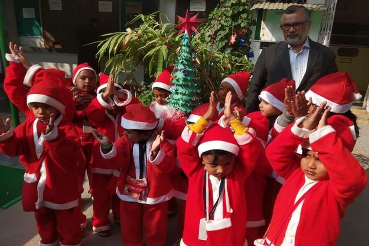 Central Public School-Christmas Celebrations