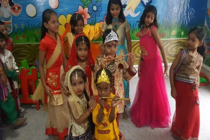 Central Public School-Janmashtami Celebrations