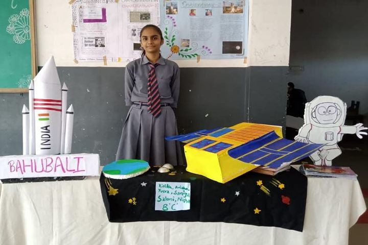 Central Public School-Science Exhibition