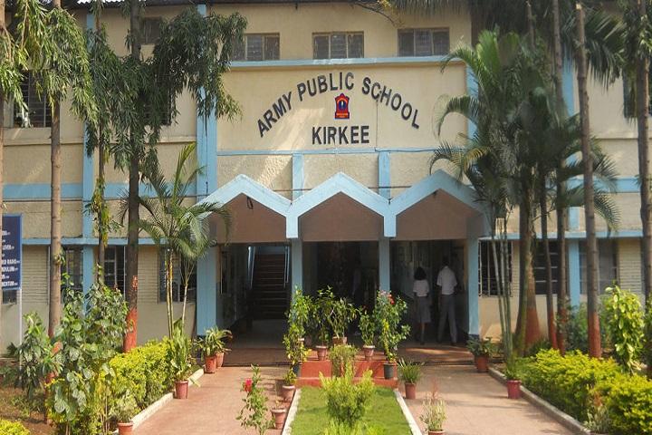 Army Public School-Entrances