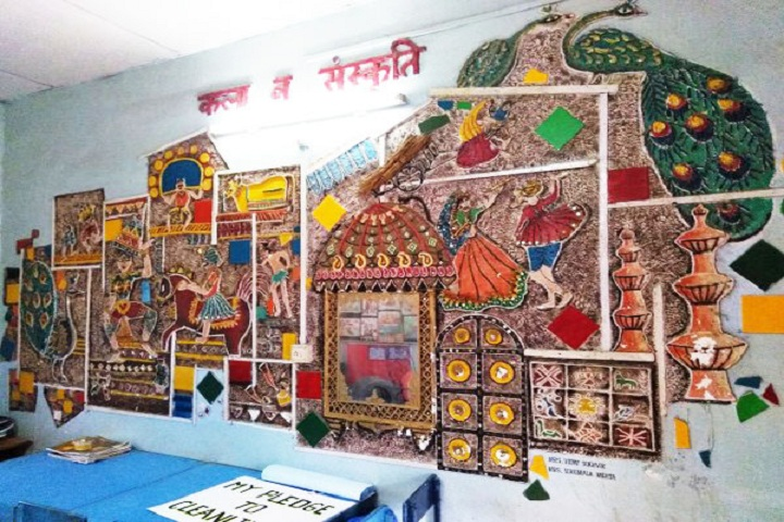 Army Public School-Art and Craft Room