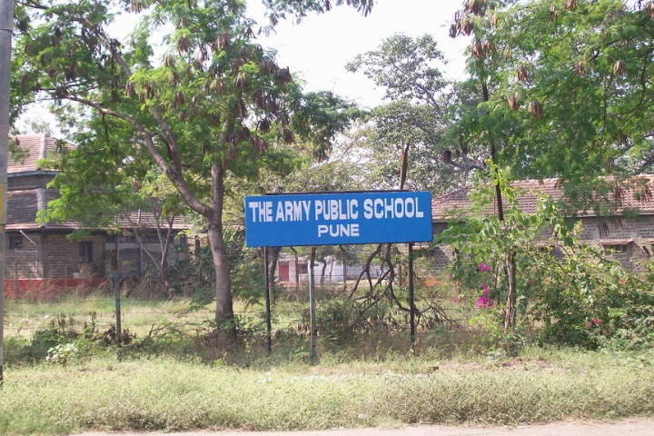 Army Public School-inside school view