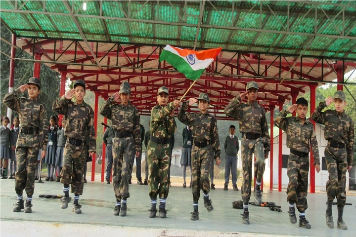 Army Public School-Army Day