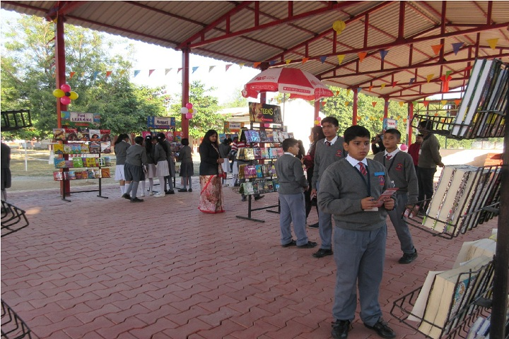Army Public School-Book Fair