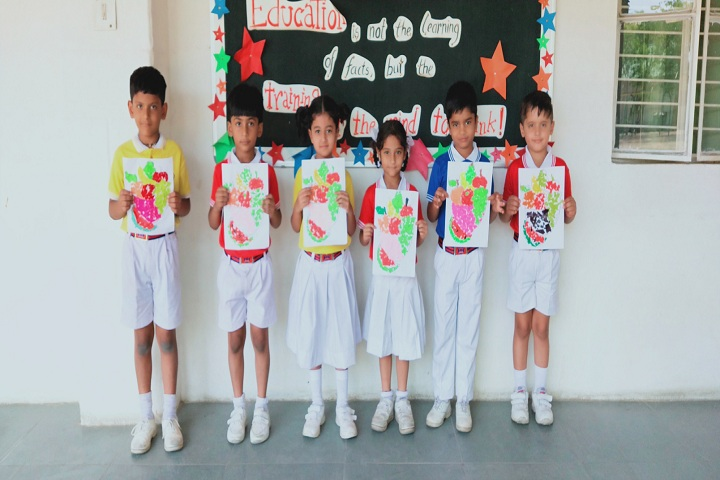 Army Public School-Craft Competition