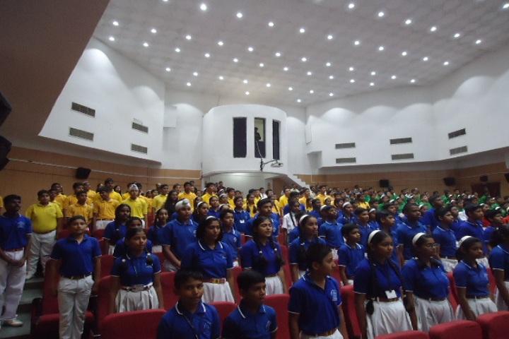 Army Public School-Auditorium