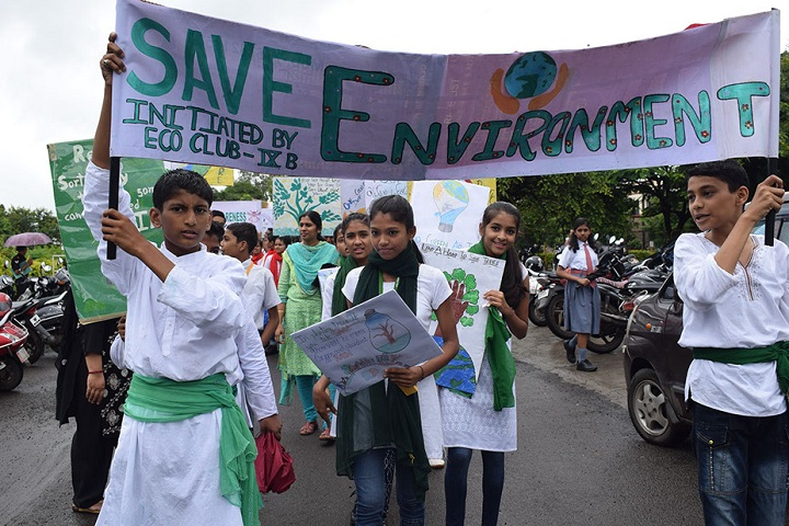 Army Public School-Environment Awareness