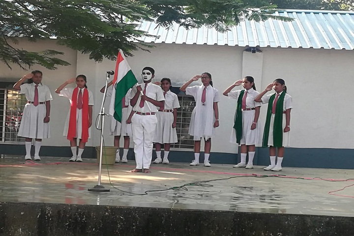 Army Public School-Independace Day