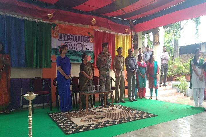 Army Public School-Investiture Ceremony