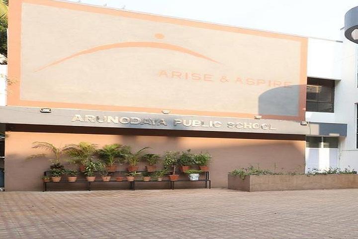 Arunodaya Public SchooL-Campus View