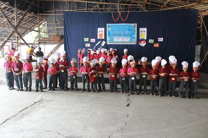 Arunodaya Public SchooL-Little Chief Day