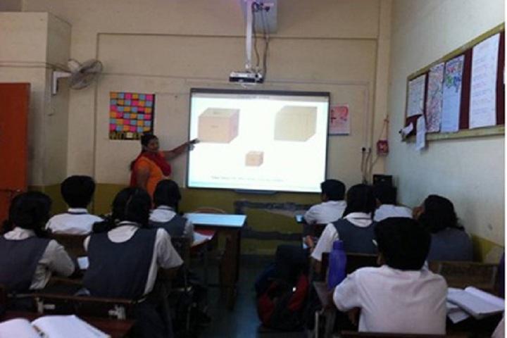 Arunodaya Public SchooL-Smart Classroom