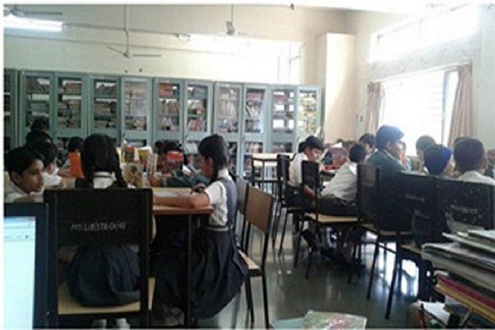 Arunodaya Public School-Library