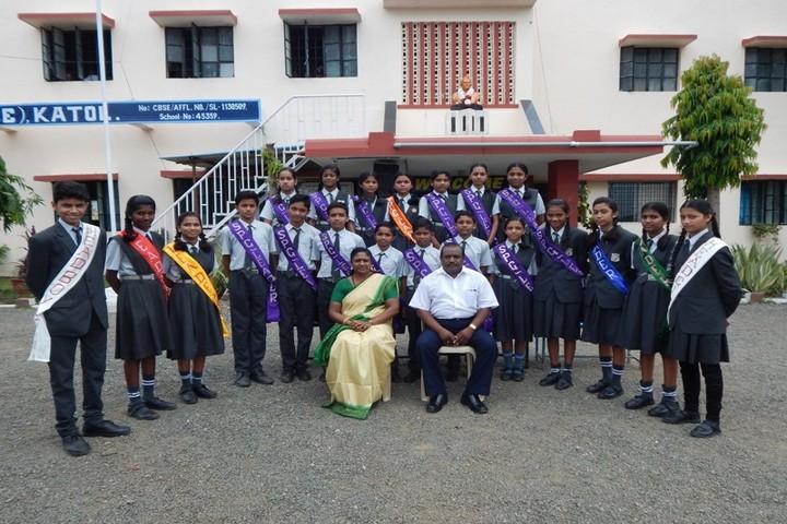 Arvind Indo Public School-Event