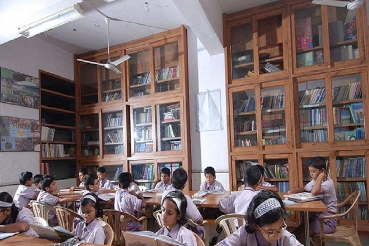 Arya Gurukul-Library