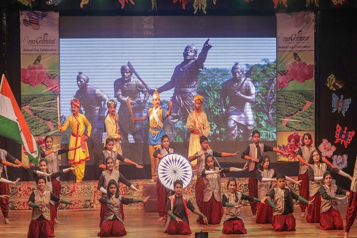 Arya Gurukul-Annual Day