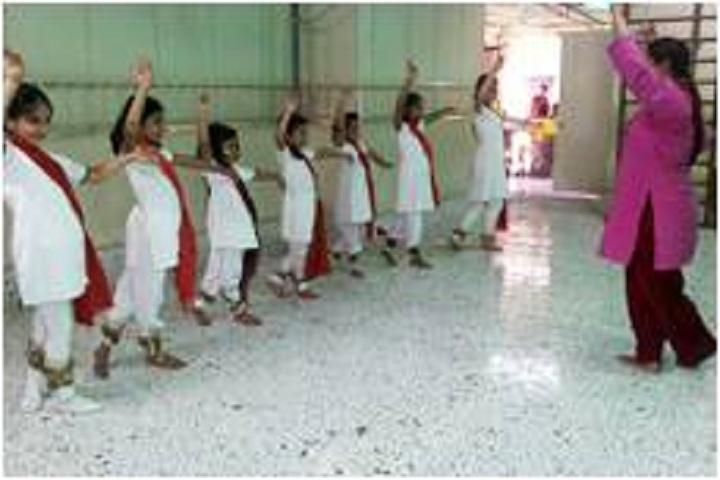 Ashok Academy-Dance Practice