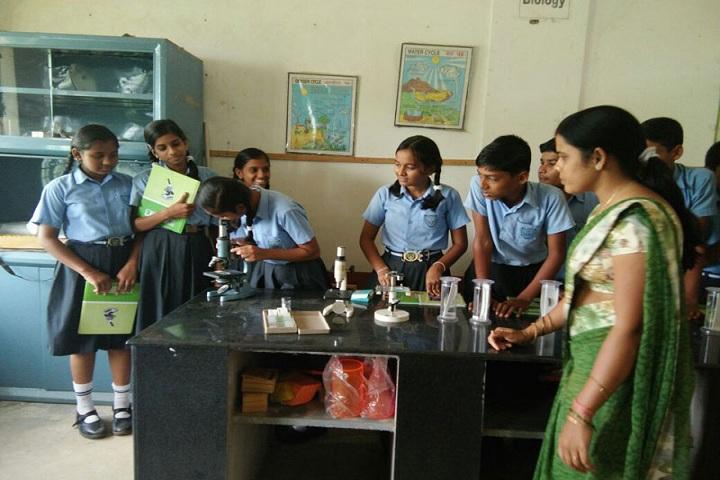 Asim Saraf Central Academy-Biology Lab