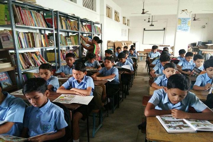 Asim Saraf Central Academy-Library