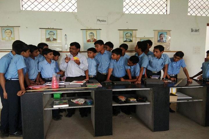 Asim Saraf Central Academy-Physics Lab