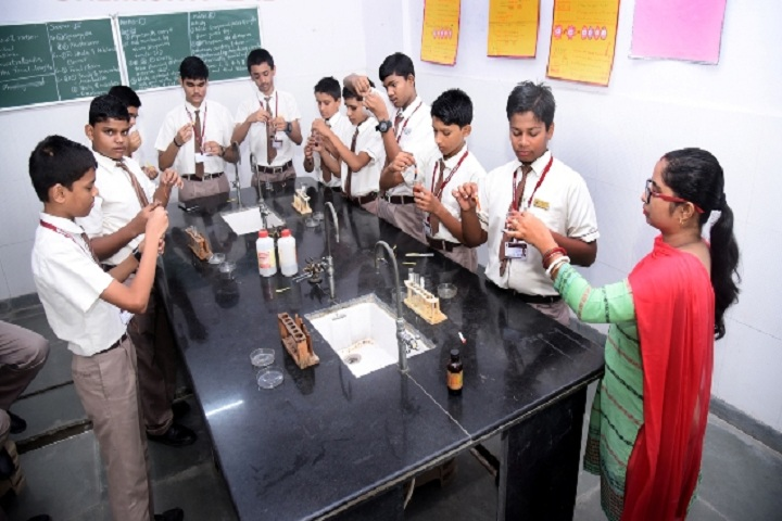 ASP Public School-Chemistry Lab