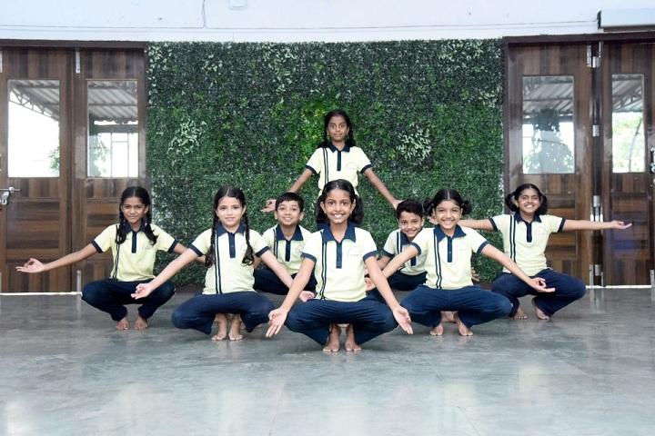 ASP Public School-Dance