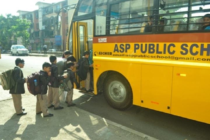 ASP Public School-Transport