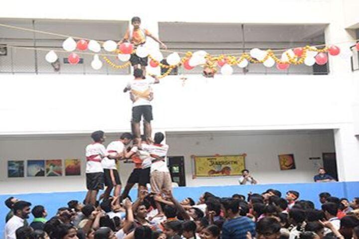 ASP Public School-Janmashtami Celebrations