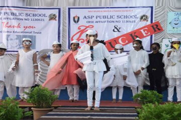 ASP Public School-Recycle Day