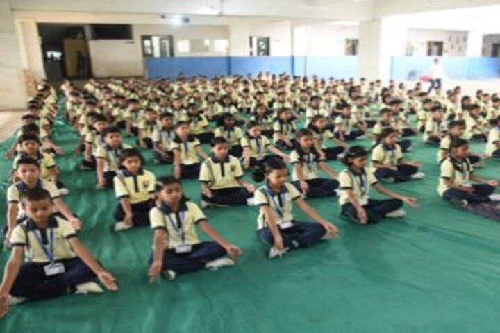 ASP Public School-Yoga