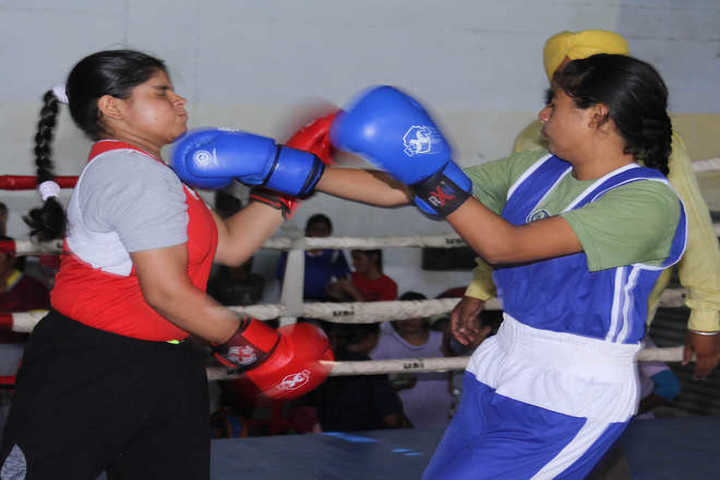 Atma Malik International School-Boxing