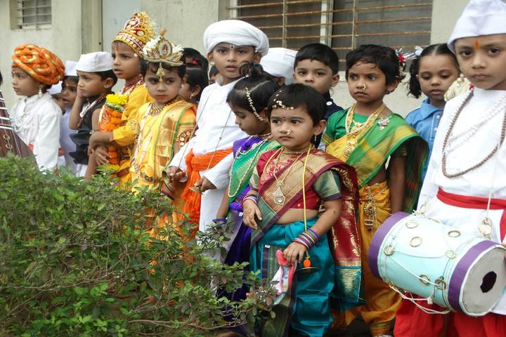 Atma Malik International School-Fancy Dress