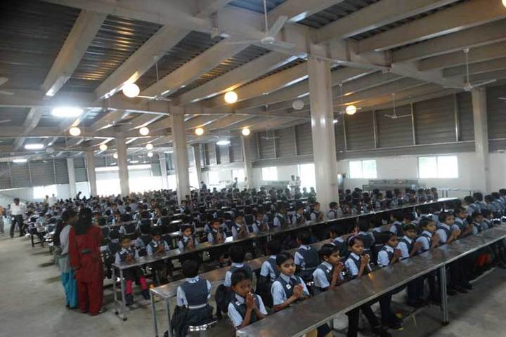 Atma Malik International School-Food Court