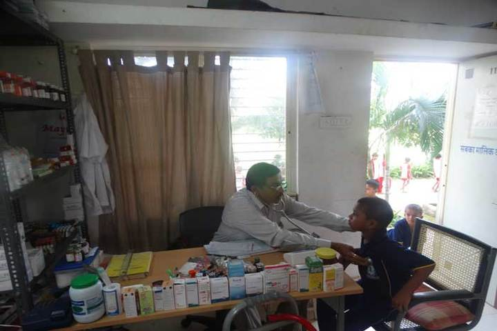 Atma Malik International School-Health Checkup
