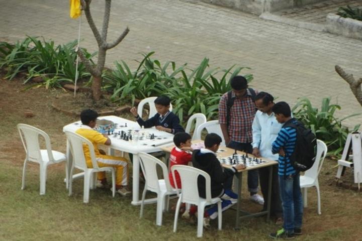 Atma Malik International School-Indoor Games