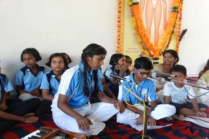 Atma Malik International School-Music Room