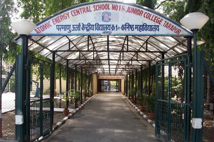 Atomic Energy Central School No 1-Campus