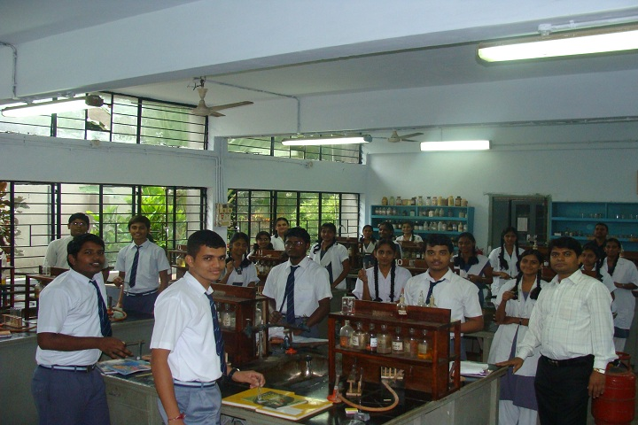 Atomic Energy Central School No 1-Chemistry-Lab