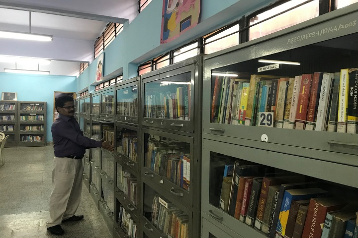 Atomic Energy Central School No 1-Library