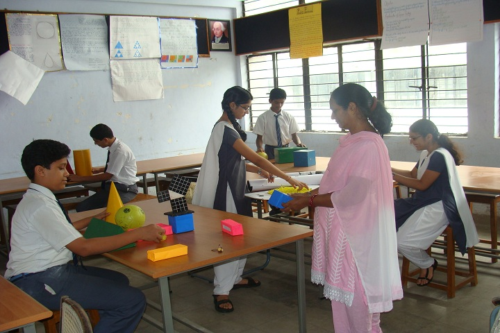 Atomic Energy Central School No 1-Maths-Lab