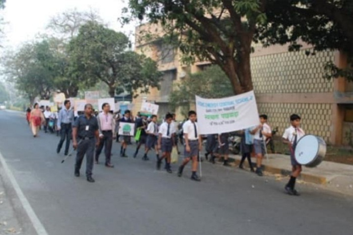 Atomic Energy Central School 2-Rally
