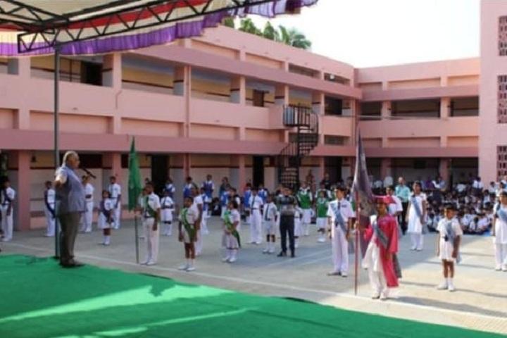 Atomic Energy Central School 2-Sports Meet
