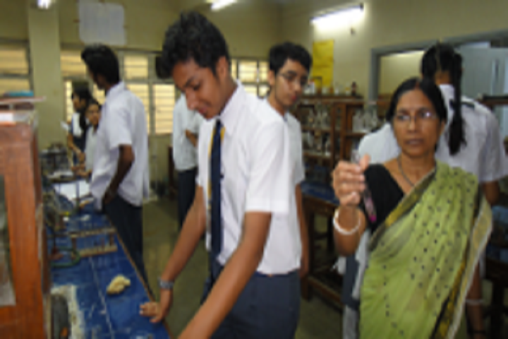 Atomic Energy Central School - 4-Chemistry Lab