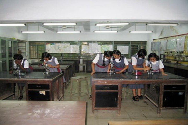 Atomic Energy Central School No 2-Biology Lab