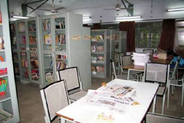 Atomic Energy Central School No 2-Library
