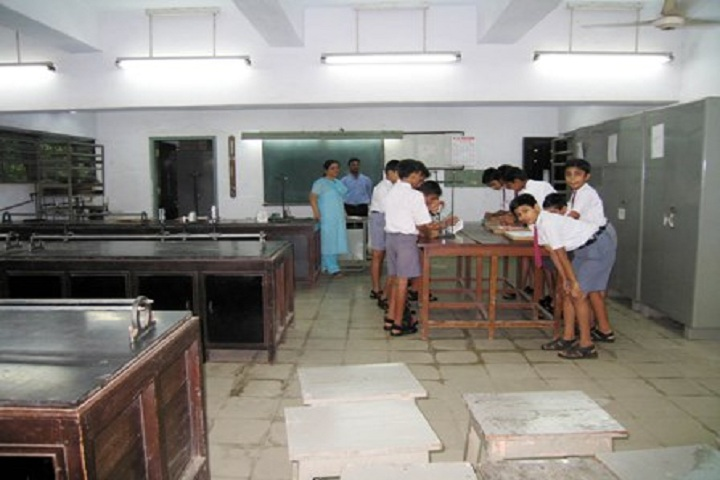 Atomic Energy Central School No 2-Physics Lab